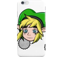 the Tri-force hero iPhone Case/Skin