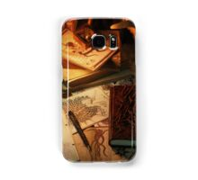 Search old one II Samsung Galaxy Case/Skin