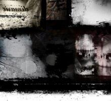 macabre mixture Sticker