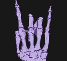 Skeleton hand | Lilac by jellyelly