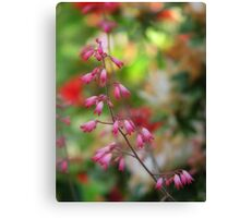Ruby Tuesday... Canvas Print