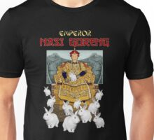 EMPEROR NASI GORENG (Too many rabbits...in China) Unisex T-Shirt