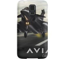 Dassault Rafale Fighter Jet Samsung Galaxy Case/Skin