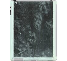 Maine USGS Historical Map Portage SW 807045 1975 24000 iPad Case/Skin