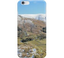Easedale Valley - Lake District iPhone Case/Skin