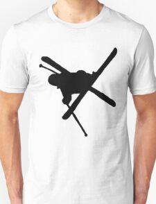 Iron Cross Silhouette Unisex T-Shirt