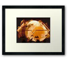 Intermix Framed Print