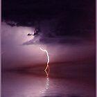 Purple Glow by Danielle Knight
