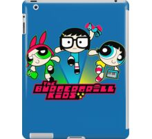 Burgergrill Kids iPad Case/Skin