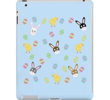Easter Eggs-travaganza iPad Case/Skin