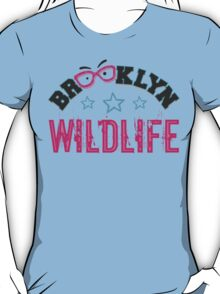 Brooklyn Wildlife Party T-Shirt