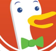 DuckDuckGo sticker 1 Sticker