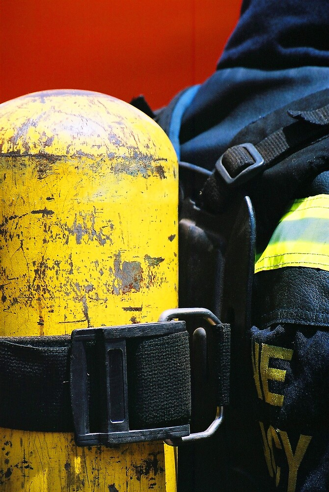 fireman oxygen pack by armanda
