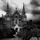 Sacred Heart by dbschanck