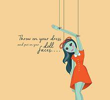 Doll House 2 by Mariah Peek
