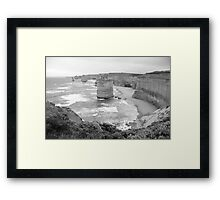 The Remaining Apostles Framed Print