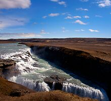Gullfoss, Iceland by Kate Hall