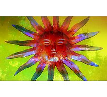 Sunny clime Photographic Print