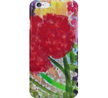 Impression Summer Garden iPhone Case/Skin