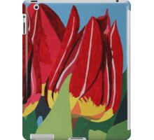 Red & Yellow Tulips iPad Case/Skin