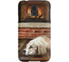 A Cold Winter's Night Samsung Galaxy Case/Skin