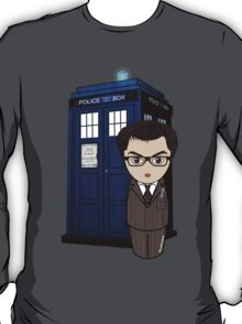 Kokeshi Doctor Who (David Tennant) T-Shirt