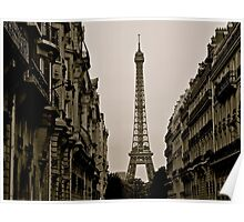 Paris, Step Back in Time Poster