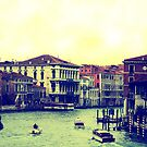 Beauty of Venice - Venice Grand Canal by almeshal