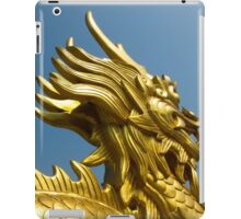 Golden Dragon iPad Case/Skin