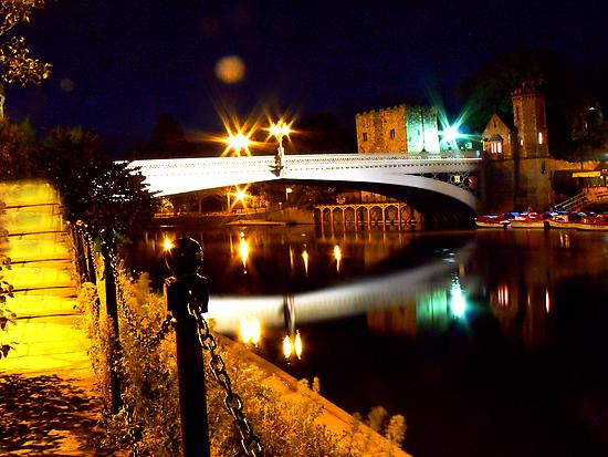 Lendal Bridge - York by Trevor Kersley