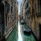 Beauty of Venice - Peaceful Colors of Venice by almeshal