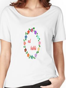 red bubble Women's Relaxed Fit T-Shirt
