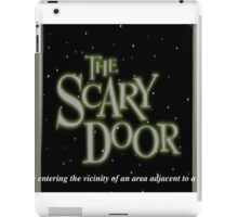 The Scary Door iPad Case/Skin