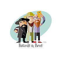 Beards & Bros Photographic Print