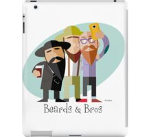 Beards & Bros iPad Case/Skin