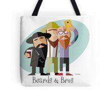 Beards & Bros Tote Bag