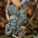 Away with the Fairies - dreamer by Pamela Jayne Smith