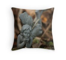 Away with the Fairies - dreamer Throw Pillow