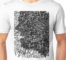 Scribble Head Unisex T-Shirt