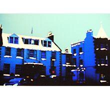 The Tontine, Peebles (digitally enhanced photograph) Photographic Print