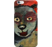 Happy bear iPhone Case/Skin