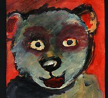Happy bear by Loader3000