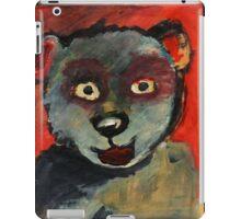 Happy bear iPad Case/Skin