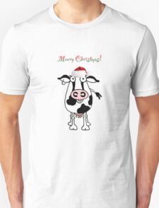 MOOry Christmas! Unisex T-Shirt