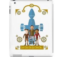 Can't Take The Sky From Me iPad Case/Skin