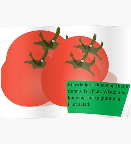 tomato swag Poster