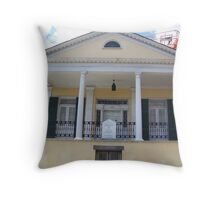 A Writers Home  Throw Pillow