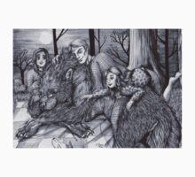 Hannibal AU - Werewolf Will T-Shirt