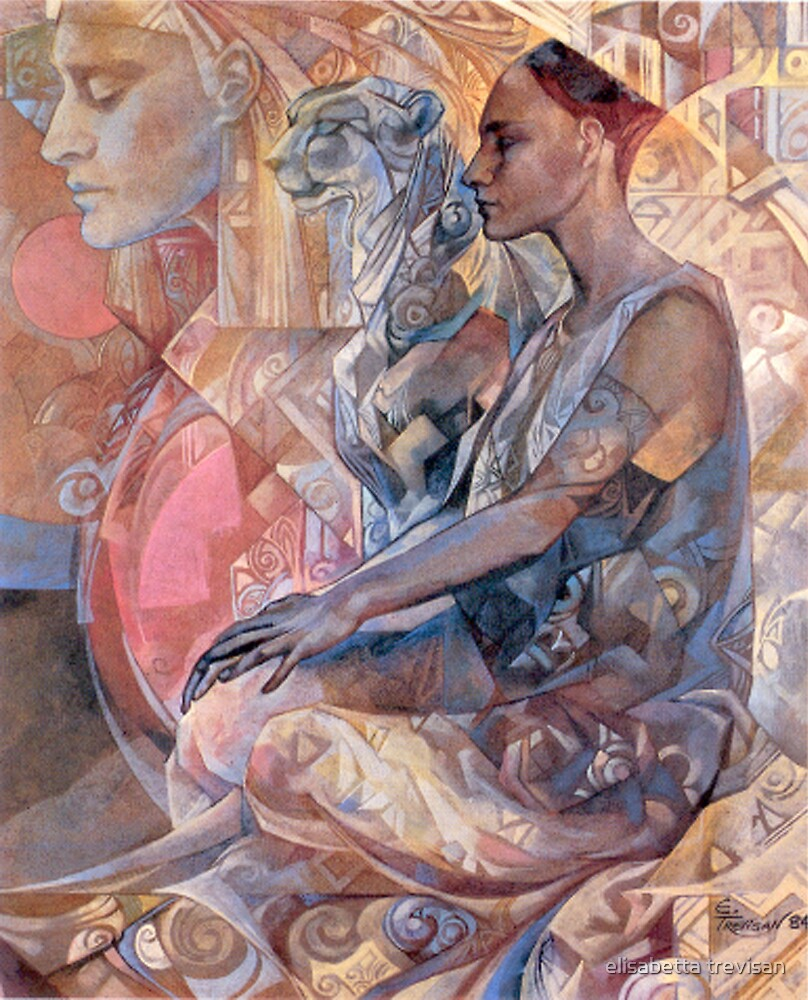 sphinx by elisabetta trevisan