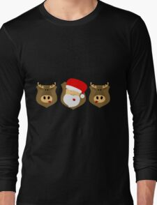 no Christmas! Long Sleeve T-Shirt